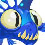 The Lantern Fish Dragon in Dragon City