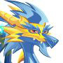 The Lightning Dragon in Dragon City