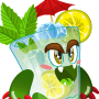 An image of a Mojito Dragon
