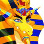 The Pharaoh Dragon in Dragon City