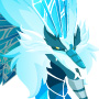 An image of a Pure Ice Dragon