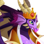 An image of a Queen Dragon