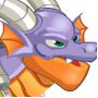 The Slam Dragon in Dragon City