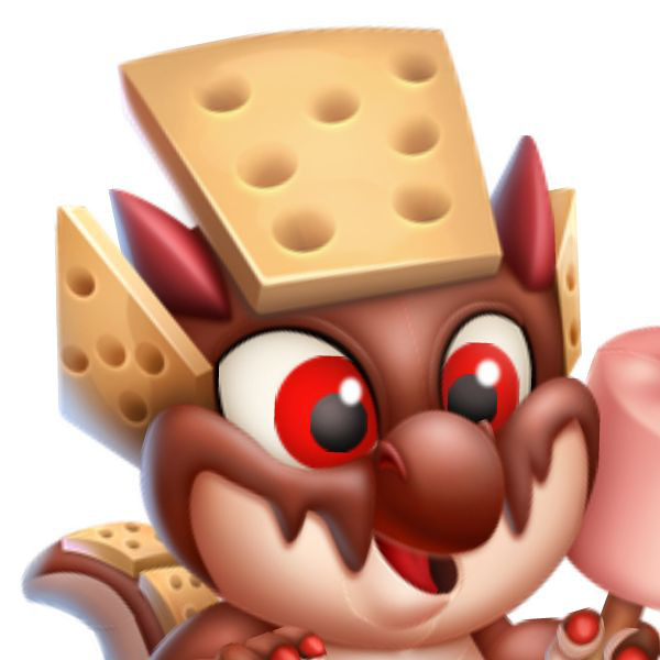 An image of a Smores Child