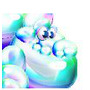 The Soap Bubble Dragon in Dragon City