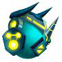 The Space Knight Dragon eggs in Dragon City