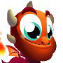 An image of a Super Flame Child