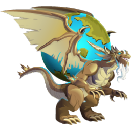 An image of the Atlas Dragon