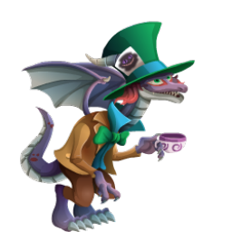 An image of the Big Hat Dragon
