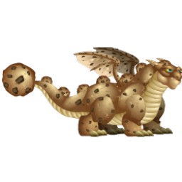 cookie dragon information in dragon city