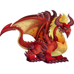 An image of the Demon Dragon