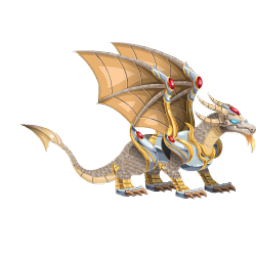 An image of the Elfic Dragon