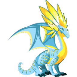 An image of the Fluorescent Dragon