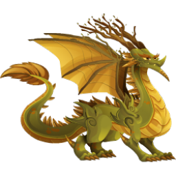 An image of the Gaia Dragon