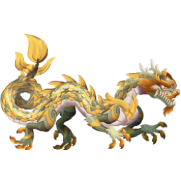 An image of the Ivory Dragon