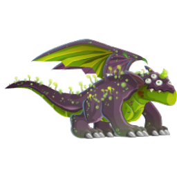 An image of the Toxic Dragon