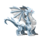 The Chrome Dragon in Dragon City