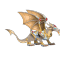 The Elfic Dragon in Dragon City