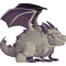 The Gargoyle Dragon in Dragon City