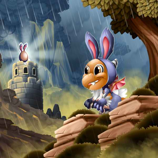 Bunny dragon information in dragon city a bunny egg hatching thecheapjerseys Gallery