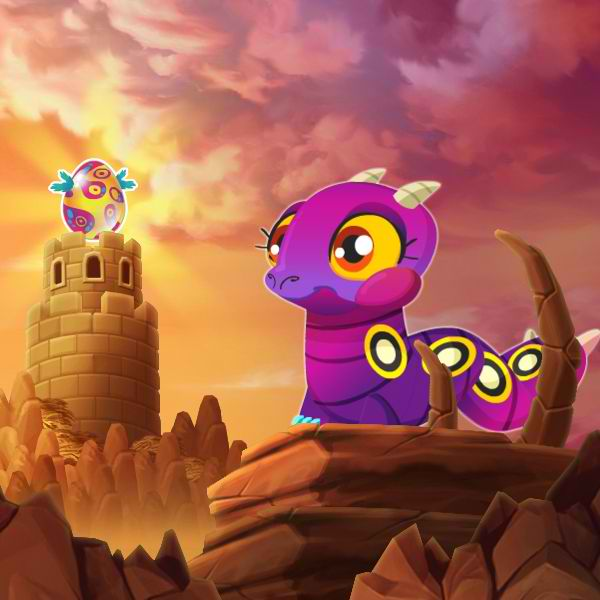 butterfly dragon information in dragon city