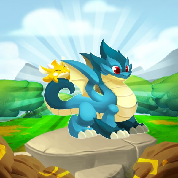 Friendship Dragon Information in Dragon City