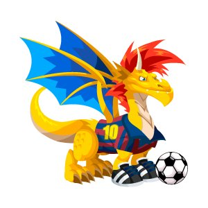 How To Breed Soccer Dragon In City
