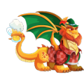 The Bavarian Dragon in Dragon City