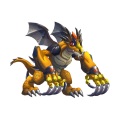 The Big Claws Dragon in Dragon City