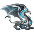 The Chainmail Dragon in Dragon City