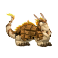 The Chocolate Dragon in Dragon City