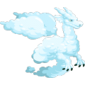 The Cloud Dragon in Dragon City