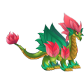 The Double Nature Dragon in Dragon City