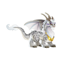 The Felidae Dragon in Dragon City