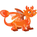 The Jelly Dragon in Dragon City