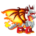 The Medieval Dragon in Dragon City
