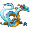 The Monstruous Dragon in Dragon City