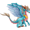 The Mothers Day Dragon in Dragon City