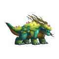 The Mould Dragon in Dragon City