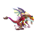 The Mystic Tribe Dragon in Dragon City