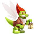 The Nisse Dragon in Dragon City