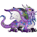 The Octopus Dragon in Dragon City