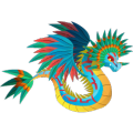The Quetzal Dragon in Dragon City