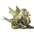 The Sorcerer Dragon in Dragon City