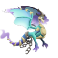 The Soul Eater Dragon in Dragon City
