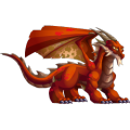 The Strong Dragon in Dragon City