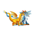 The Twin Dragon in Dragon City