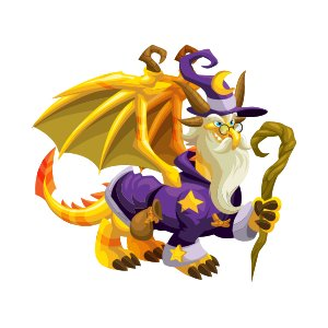 Wizard Dragon