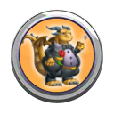 Godfather Dragon Button