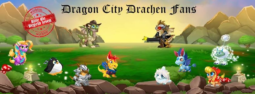 Dragon City Drachen Fans